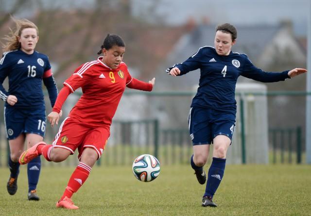 Mariam Abdulai Toloba - Sportpix.be  - Photo David Catry