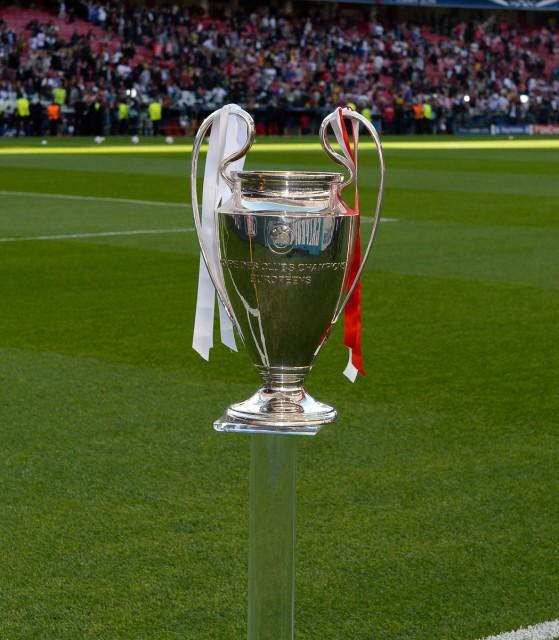 De beker met de grote oren werd voor de 11de keer gewonnen door Real Madrid! Foto - Sportpix.be/David Catry