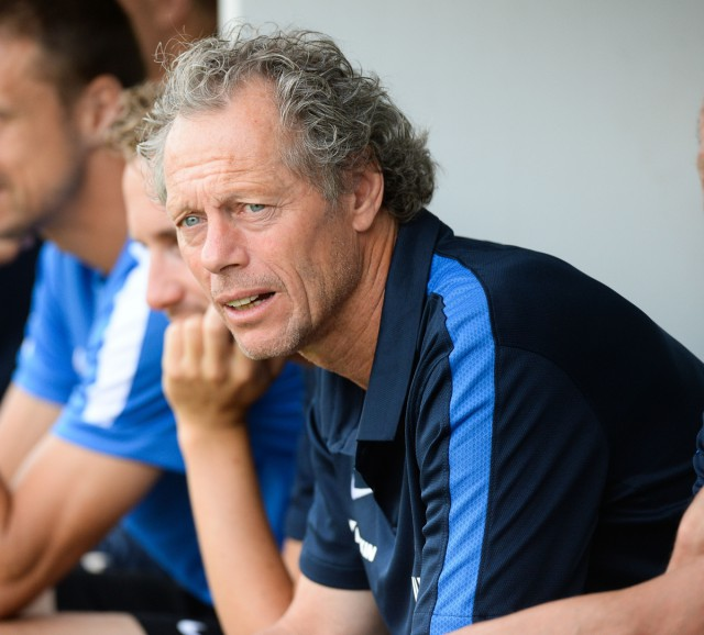 Het wordt uitkijken naar Michel Preud'homme straks met Club Brugge in de UEFA Champions League! Foto - Sportpix.be/David Catry