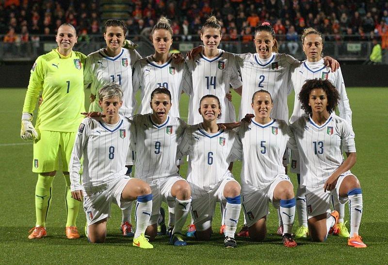 squadra azzurra 2019