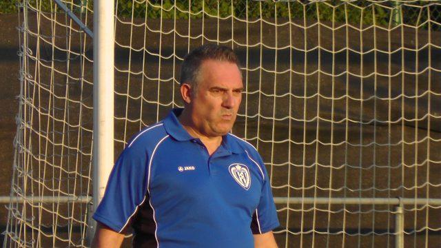 Guy De Bruyne, in het verleden aan het werk bij het beloftenteam van RSC Anderlecht, is de nieuwe coach bij KOVC Sterrebeek. Foto - (c) Vrouwenteam.be / MaMPict