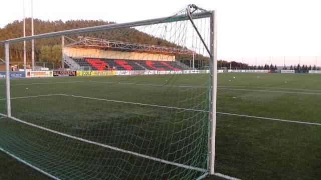 Het stadion van RFC de Liège in Ans waar Massenhoven op zaterdag 17 september 2016 gaat bekeren! Foto - Vrouwenteam.be / MaMPict