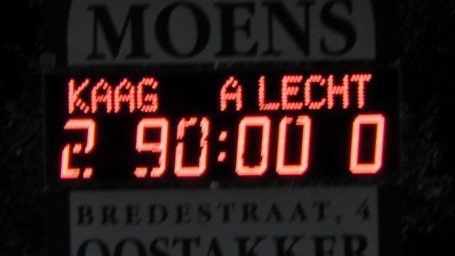 Een historisch resultaat voor KAA Gent Ladies want een primeur tegen RSC Anderlecht! Foto - Vrouwenteam.be / MaMPict